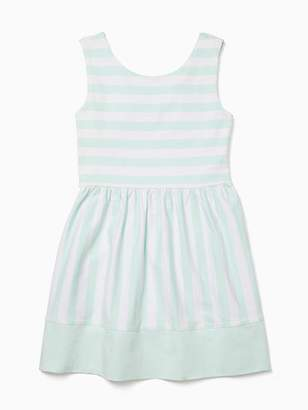 Kate Spade Girls kali stripe dress