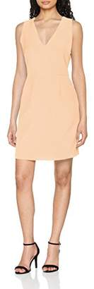 Suncoo Women's CRISTELLE Party Dress, Pink Nude 05