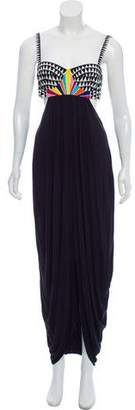 Mara Hoffman Cutout Maxi Dress