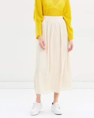 Mng Satin Skirt