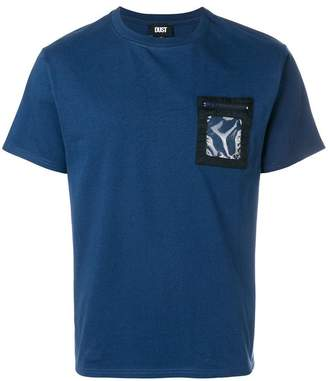 clear Dust patch pocket T-shirt