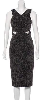 Jonathan Simkhai Sleeveless Midi Dress w/ Tags