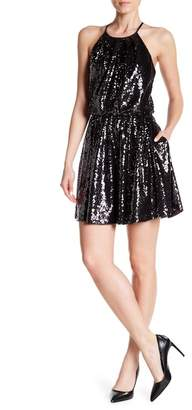 Jay Godfrey Isabel Sequin Mini Dress