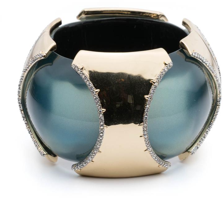 Alexis BittarLarge Segmented Hinge Bracelet