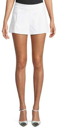 Ramy Brook Adele Slit-Front Shorts
