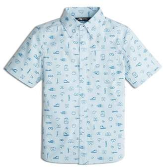 The North Face Pursuit Print Woven Shirt