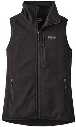 Patagonia Women's Performance Better Sweater® Fleece Vest