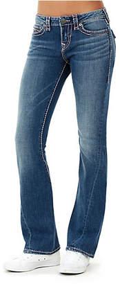 True Religion Becca Bootcut Twist Seam Super T Womens Jean