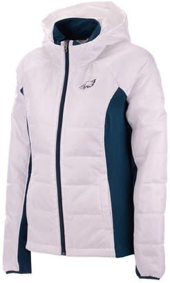 G-iii Sports Women's Philadelphia Eagles Defense Polyfill Jacket