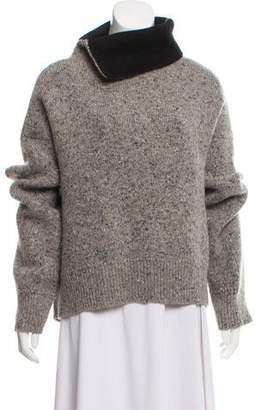 Celine Oversize Turtleneck Sweater