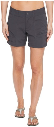 Columbia - Silver Ridge Stretch Shorts Women's Shorts $45 thestylecure.com