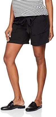 Mama Licious Mamalicious Women's Mlbethune Woven Maternity Shorts,Medium