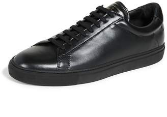 Zespà Leather Low Top Sneakers