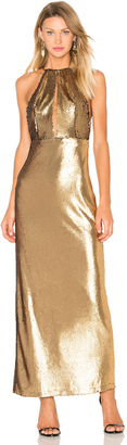 House of Harlow x REVOLVE Ali Sequin Maxi $260 thestylecure.com