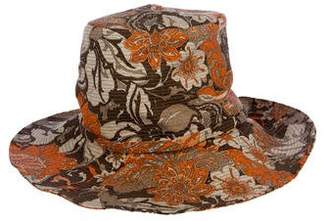 Dolce & Gabbana Floral Bucket Hat
