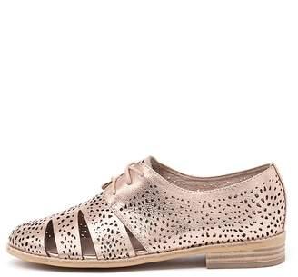 Django & Juliette Abra Light grey Shoes Womens Shoes Casual Flat Shoes