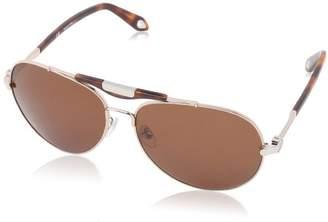 Givenchy Women's SGVA13-678 Aviator Sunglasses