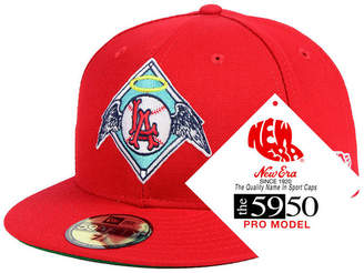 New Era Los Angeles Angels Retro Stock 59FIFTY Fitted Cap