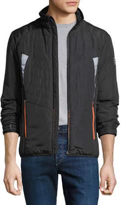 Emporio Armani Men's EA7 Wind-Resistant Padded Jacket