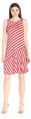 Kensie Women's Lightweight Spandex Stripe Dress $21.51 thestylecure.com