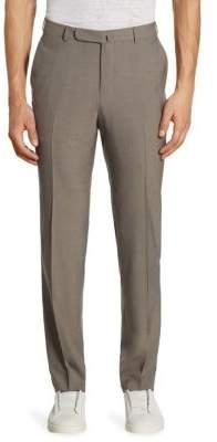 Ermenegildo Zegna Regular Fit Wool Pants