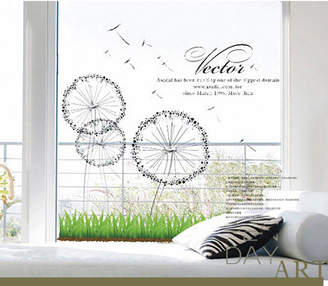 H&M Wall Decal Dandelions in The Wind Wall Sticker