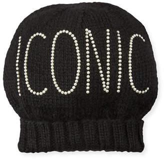 Eugenia Kim Marguerite Iconic Knit Beanie Hat