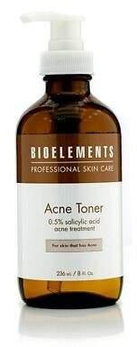 Bioelements NEW Acne Toner (Salon Size) 236ml Womens Skin Care