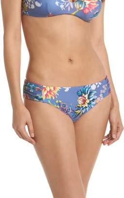 Becca Victoria Garden Reversible Bikini Bottoms