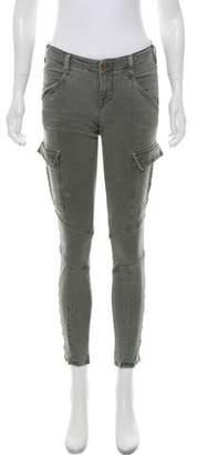 J Brand Zip-Accented Cargo Pants