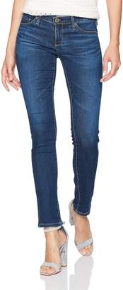 AG Adriano Goldschmied Women's The Stilt Cigarette Jean