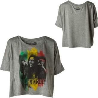 Billabong Juniors Bob Marley Blues Box T-Shirt