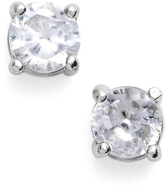 Women's Givenchy Crystal Stud Earrings $25 thestylecure.com