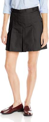 Classroom Uniforms Classroom Junior's Hipster Scooter Skirt with Pleats