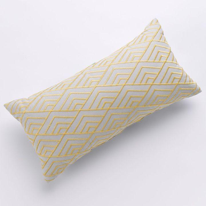 Apt. 9 geo diamond decorative pillow