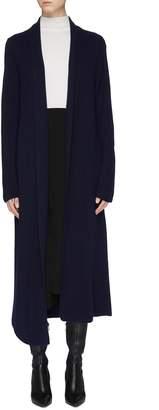 Gabriela Hearst 'Llorona' cashmere long open cardigan