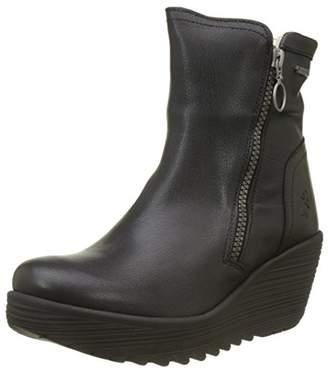 Fly London Women''s Gore-TEX YOLK060FLY Boots, Black (Warm Lining), 42 EU