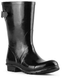 8c7bd2891aca London Fog Hadley II Waterproof Rubber Boots