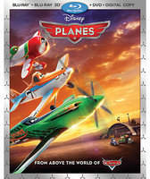 Disney Planes 3D Blu-ray 2-Disc Combo Pack