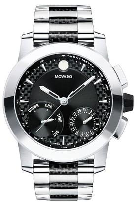 Movado Vizio Chronograph Bracelet Watch, 45Mm $2,995 thestylecure.com