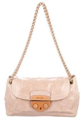 Prada Glace Calf Shoulder Bag