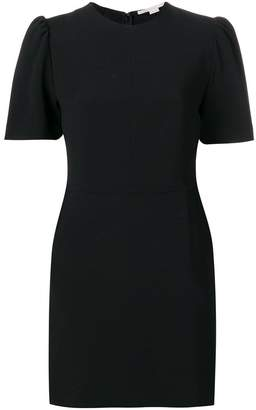 Stella McCartney fitted silhouette dress