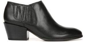 Franco Sarto Core Dylann Heeled Leather or Seude Booties