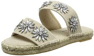 New Look Women's 5695305 Espadrilles, (White 12), 41 EU