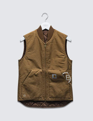 Carhartt Work In Progress WIP x Uniform Experiment Work Vest