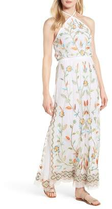 Kas Eve Embroidered Maxi Dress