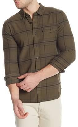 Tavik Sid Plaid Regular Fit Shirt