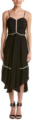 Parker Daisy Midi Dress