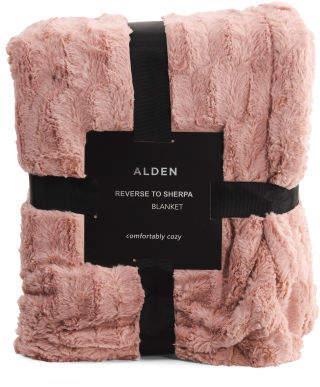 Alden Faux Fur Blanket
