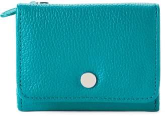 Apt. 9 Anna Soho Leather RFID-Blocking Indexer Mini Wallet